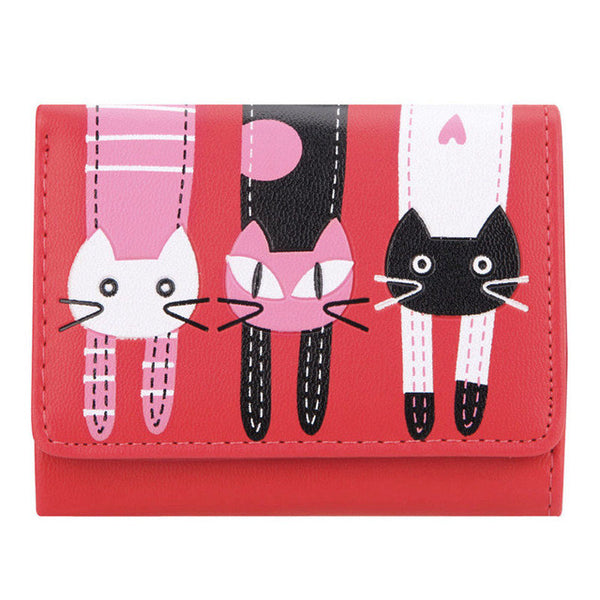 Cute Cat Wallet