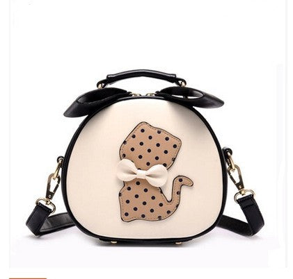 Cat Bow Handbag