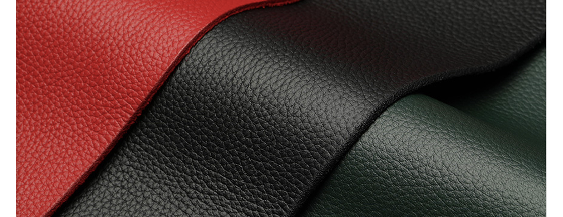 Luxurious Japanese leather