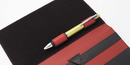 Pen Holder for Design Memo & Notebook