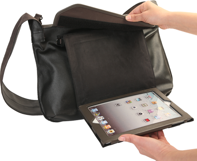 abrAsus iPad Attachable Bag