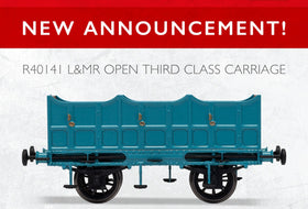 "Hornby announce Exclusive Stephenson's Rocket ""Blue Coaches"" in 00!"