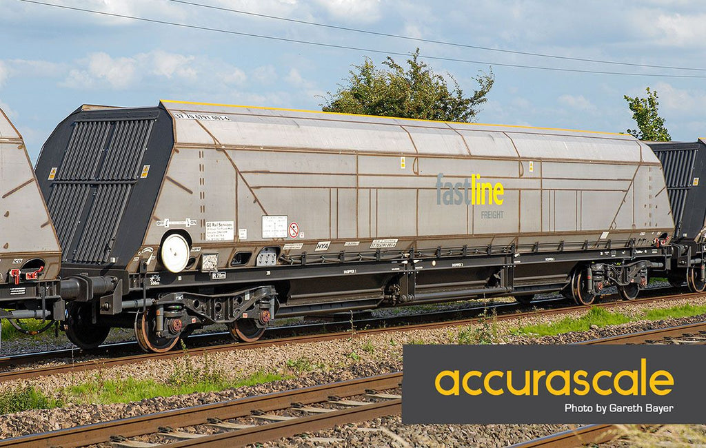 Accurascale announce HYA/IIA Wagons in OO Gauge!