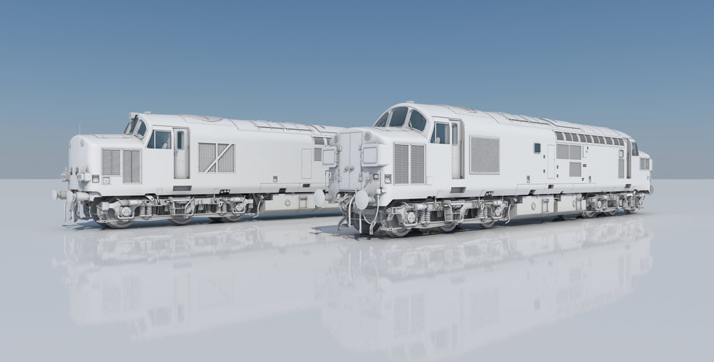 Accurascale announces all-new Class 37 in OO
