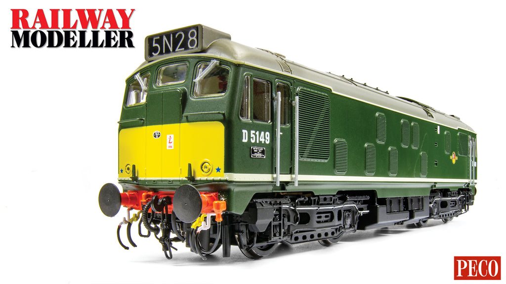 NEW VIDEO - Bachmann British Rail Class 24/1 - Railway Modeller - March 2020