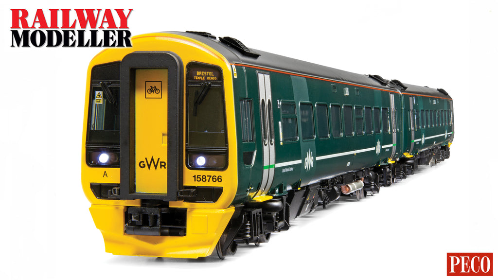 NEW VIDEO! - Bachmann GWR Class 158 DMU - Railway Modeller - March 2020