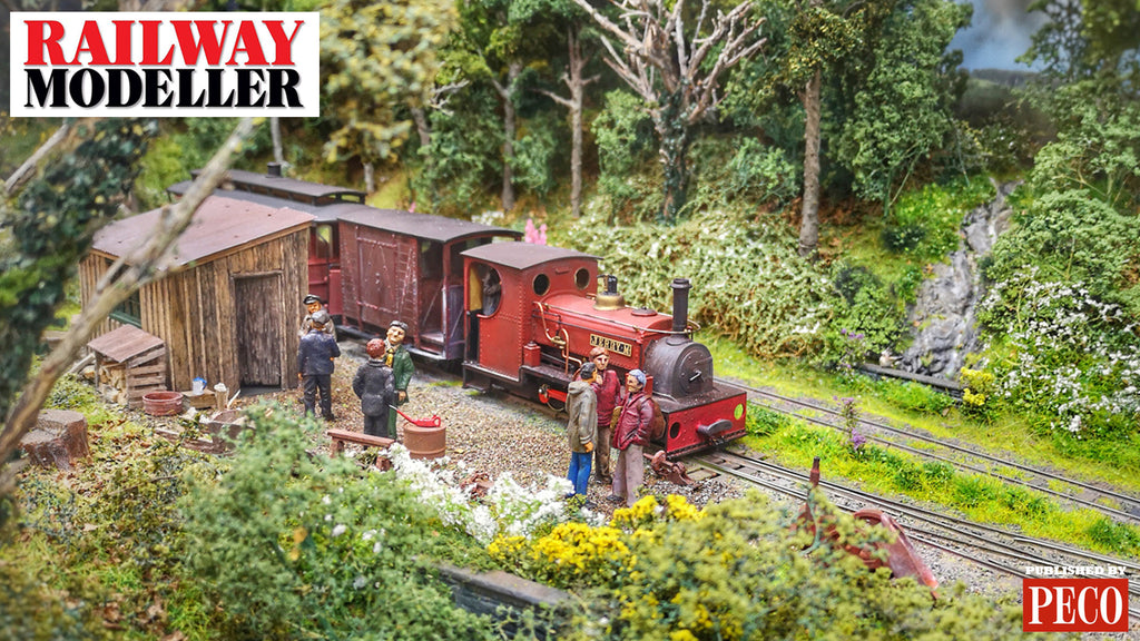 NEW VIDEO! - RAILWAY MODELLER - Bristol 0 Gauge Show 2020