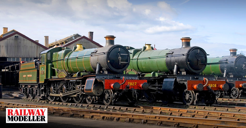 DAPOL ANNOUNCES GWR 78xx 'MANOR' 4-6-0 in 00!