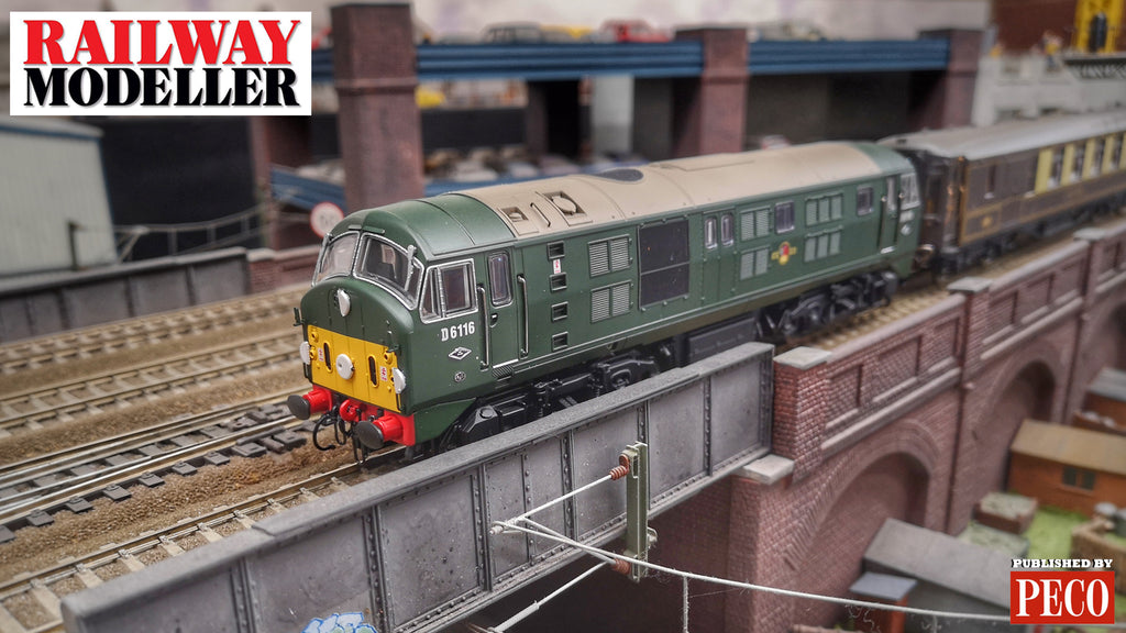 NEW VIDEO! - Dapol British Rail Class 21 - Railway Modeller - April 2020