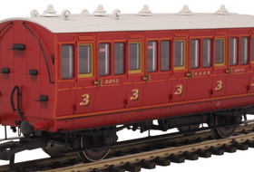 Hattons reveal further four- & six-wheel coach livery samples