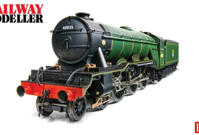 Hattons Model Railways - LNER Class A3 4-6-2 - 0 Gauge - Railway Modeller - January 2020