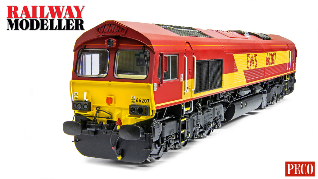 NEW VIDEO! - Exclusive - Hattons Model Railways Class 66 - Railway Modeller