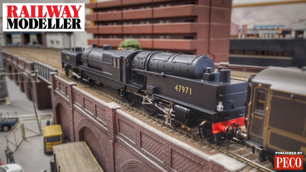 NEW VIDEO! Heljan LMS Beyer Garratt - Railway Modeller - April 2020