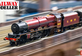 NEW VIDEO! - Hornby Princess Royal Class - Railway Modeller - April 2020