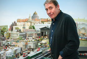 Later with Jools Holland… and his giant model railway!