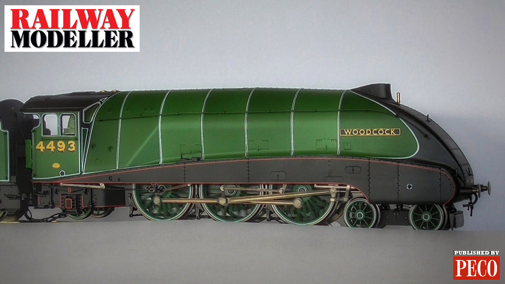 NEW VIDEO - Locomansounds - DCC Sound - Gresley A4 - Railway Modeller - May 2020