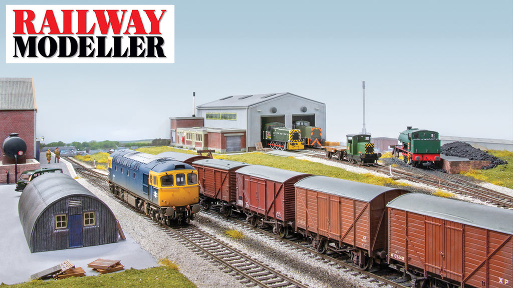 NEW VIDEO - Railway Modeller - Mulberry Halt - Adrian Boots - May 2020 Issue