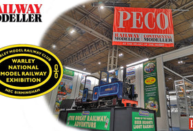 NEW VIDEO! - PECO - Warley National Model Railway Exhibition 2019