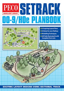 OO9 Setrack Planbook and 'Shows You How'  Introduction to OO-9 Modelling