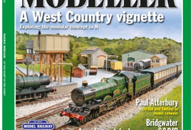 Explore N Gauge modelling in the October Railway Modeller