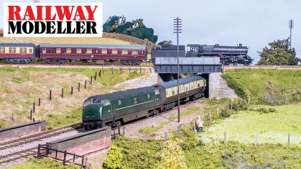 NEW VIDEO! - RAILWAY MODELLER - MARCH 2020 ISSUE - ON SALE NOW!