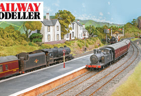 NEW VIDEO - Ramchester - Railway of the Month - Railway Modeller - April 2020 Issue