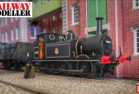 NEW VIDEO - Rails of Sheffield - 00 Stroudley 'Terrier' - Railway Modeller - July 2020