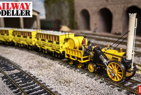 NEW VIDEO - Hornby Stephenson's Rocket Train Pack - Railway Modeller - September 2020
