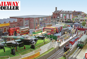 NEW VIDEO - Museum of Transport  - Railway Modeller - September 2020