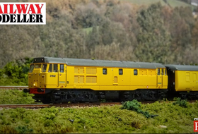 Graham Farish  - 'Refurbished' Class 31 - Railway Modeller - January 2021
