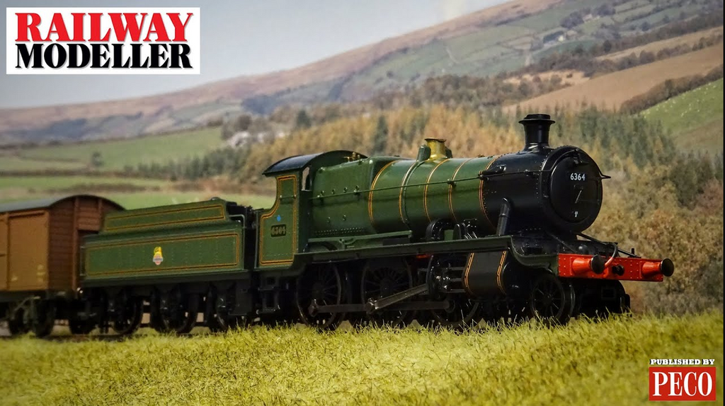 Dapol Churchward Mogul - Railway Modeller - January 2021
