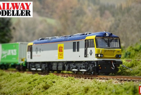 Revolution Trains - British Rail Class 92  - Railway Modeller - April 2021