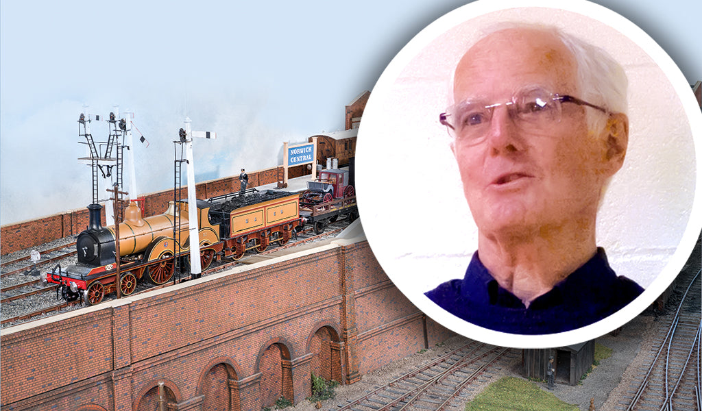 Norwich Central - May Railway of the Month - Meet the author - Peter Thompson