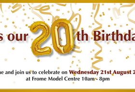 PECO to attend Frome Model Centre's 20th anniversary