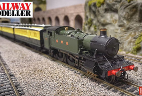 NEW VIDEO - Hornby Collett 5101 Class 'Large Prairie' - Railway Modeller - November 2020