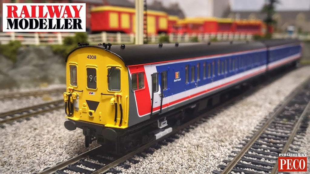 NEW VIDEO - Bachmann Class 414 2-HAP 2-Car EMU - Railway Modeller - November 2020