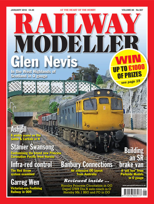 picture about Free Printable Model Railway Buildings titled RAILWAY MODELLER PECO