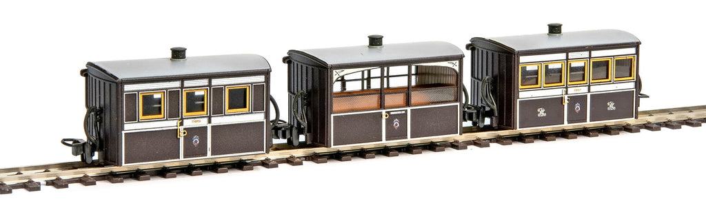 Peco Victorian Livery Bug Boxes