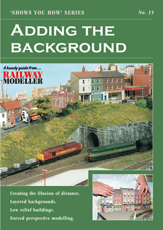 Peco Shows You How Booklet No.16 Creating the Backscene by Railway Modeller New