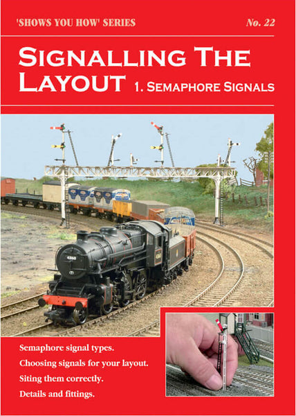 Signalling the Layout Part 1: Semaphore Signals