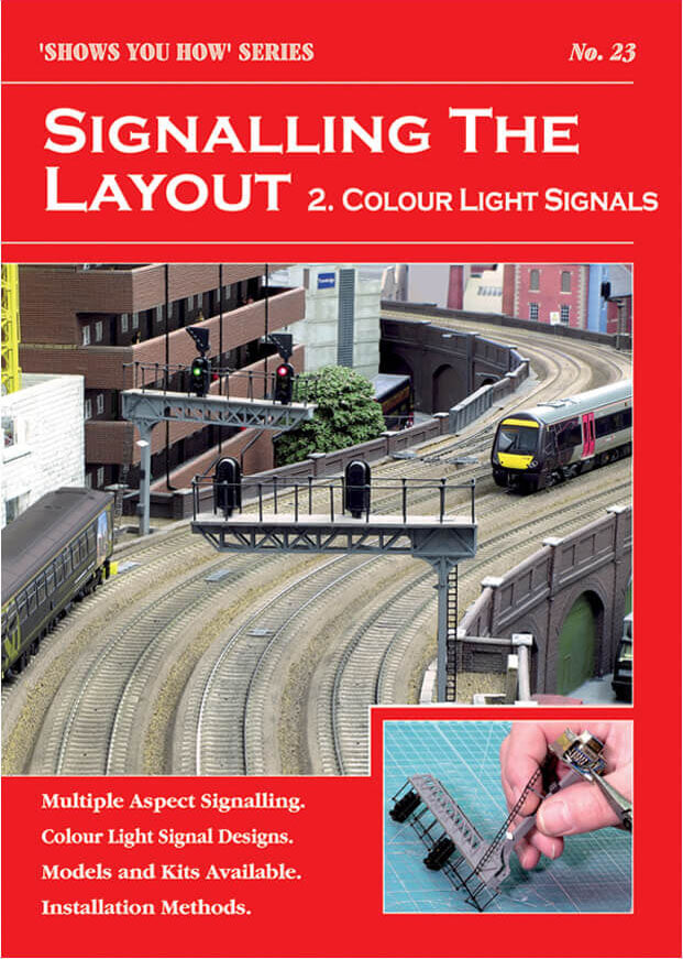 Signalling the Layout Part 2: Colour Light Signals