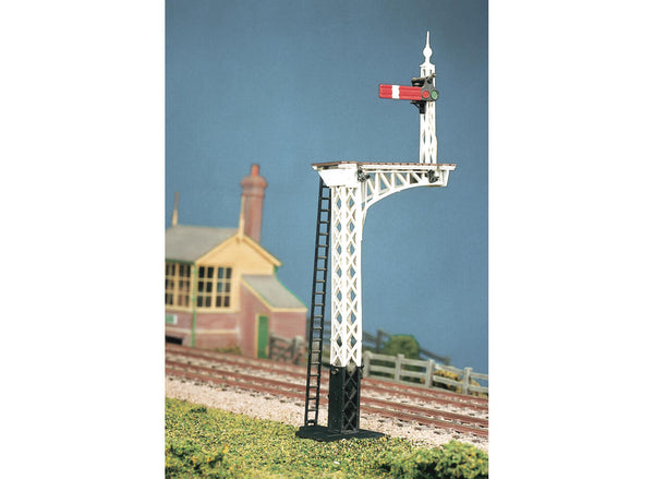 LNER/SR Lattice Post Signal