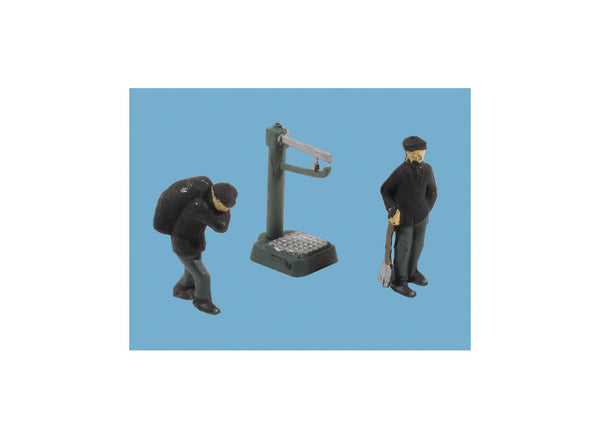 Coalman and Scales