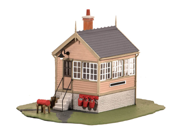 Platform/Ground Level Signal Box