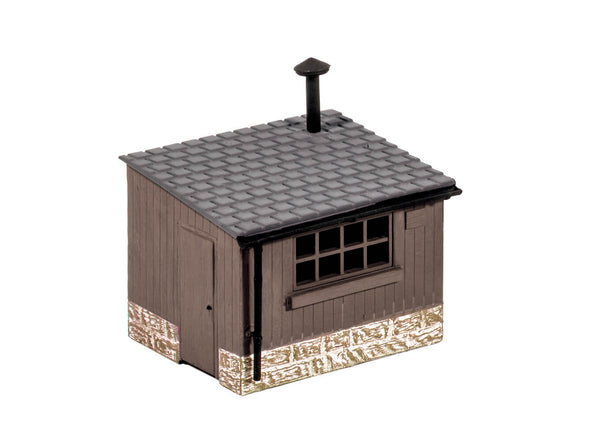 Wooden Lineside Huts