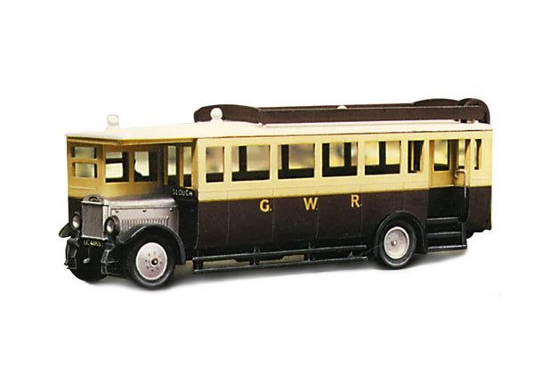 GWR Livery Maudslay Bus