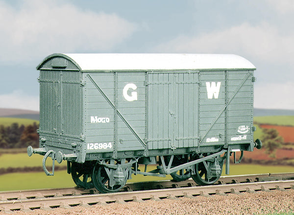 GWR Motor Car Van 'MOGO' Kit