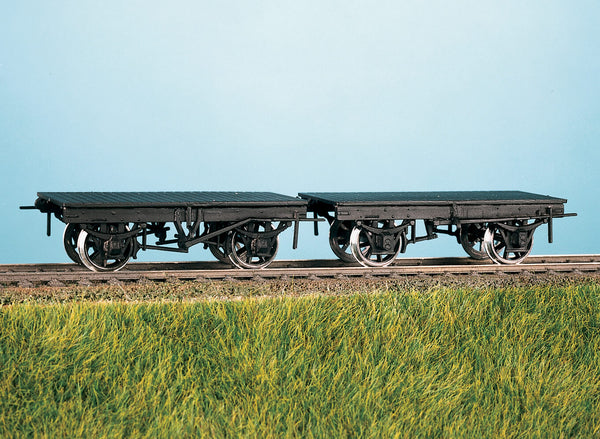 9 ft Wheelbase LN WR/LMS Wagon Underframe Kit