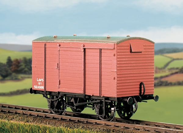 LMS 12ton Ventilated Box Van Kit