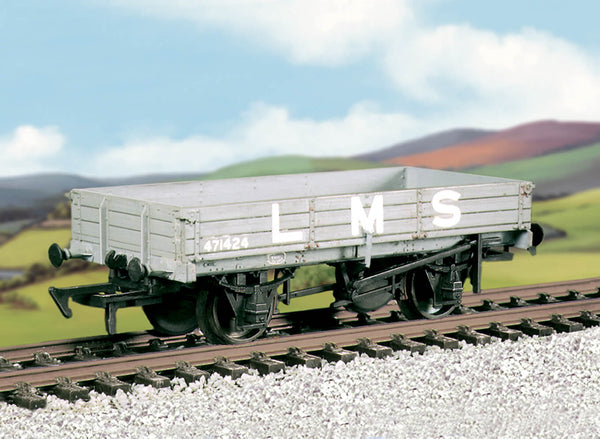 LMS 3 Plank Medium Open Wagon Kit